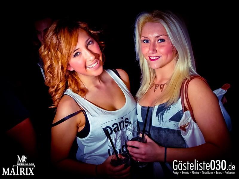 https://www.gaesteliste030.de/Partyfoto #40 Matrix Berlin vom 04.01.2014
