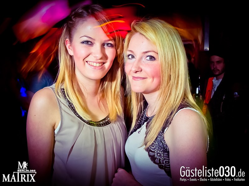 https://www.gaesteliste030.de/Partyfoto #31 Matrix Berlin vom 04.01.2014
