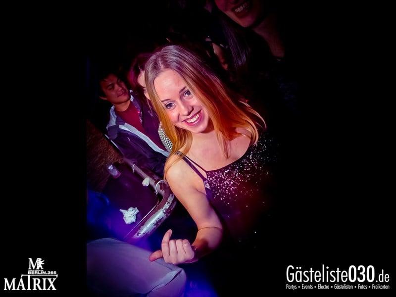 https://www.gaesteliste030.de/Partyfoto #69 Matrix Berlin vom 04.01.2014