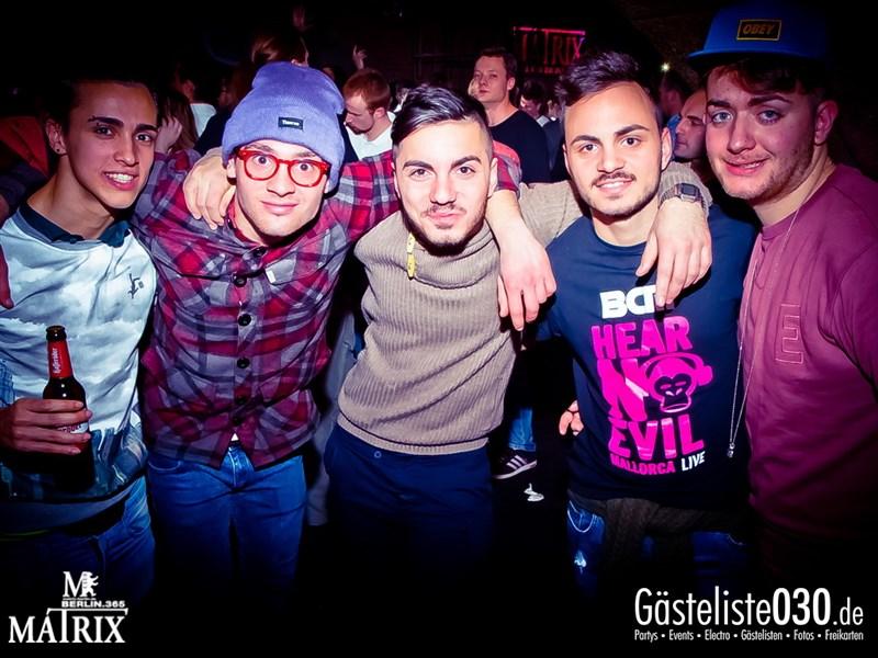 https://www.gaesteliste030.de/Partyfoto #112 Matrix Berlin vom 04.01.2014