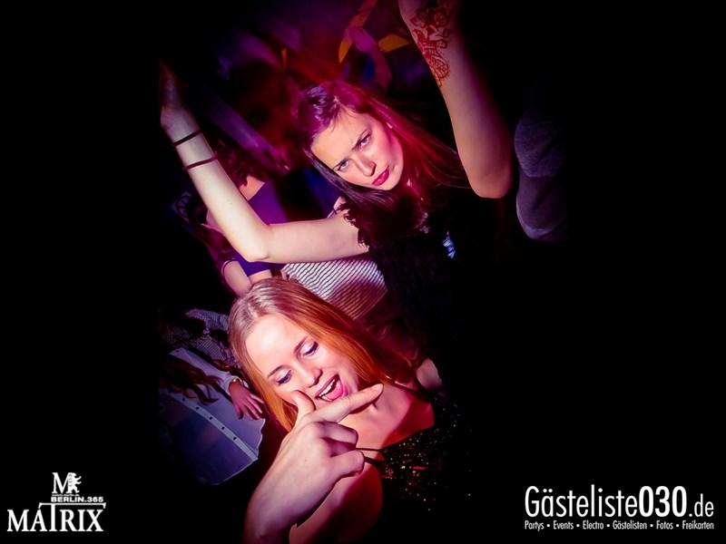 https://www.gaesteliste030.de/Partyfoto #92 Matrix Berlin vom 04.01.2014
