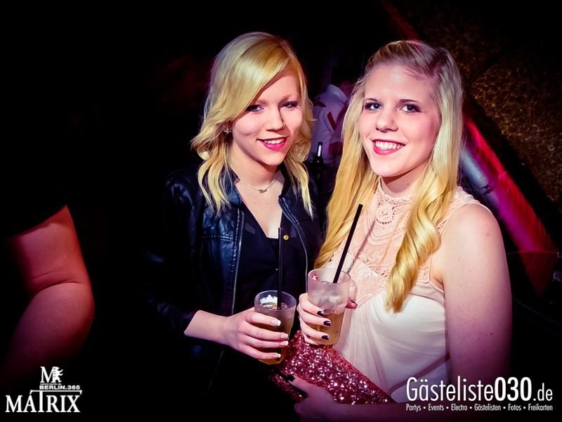 https://www.gaesteliste030.de/Partyfoto #37 Matrix Berlin vom 04.01.2014
