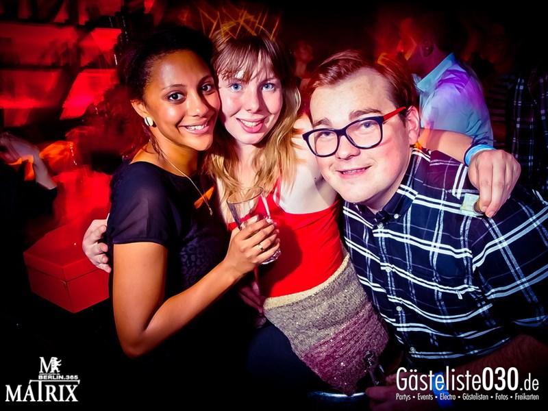 https://www.gaesteliste030.de/Partyfoto #88 Matrix Berlin vom 04.01.2014