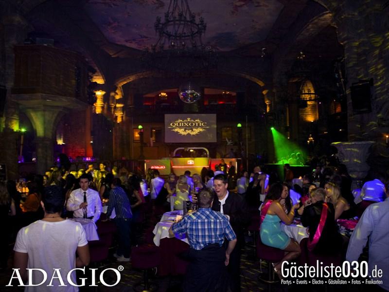 https://www.gaesteliste030.de/Partyfoto #1 ADAGIO Berlin vom 18.01.2014