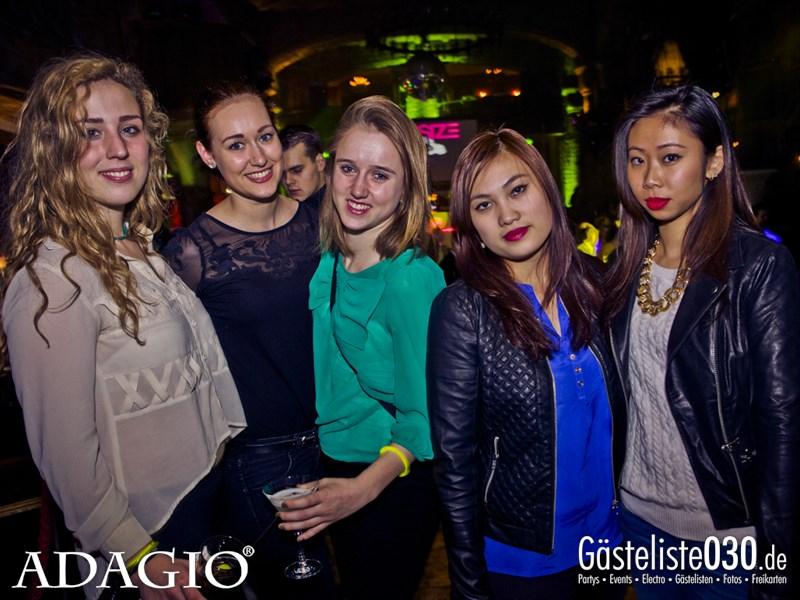 https://www.gaesteliste030.de/Partyfoto #16 ADAGIO Berlin vom 18.01.2014