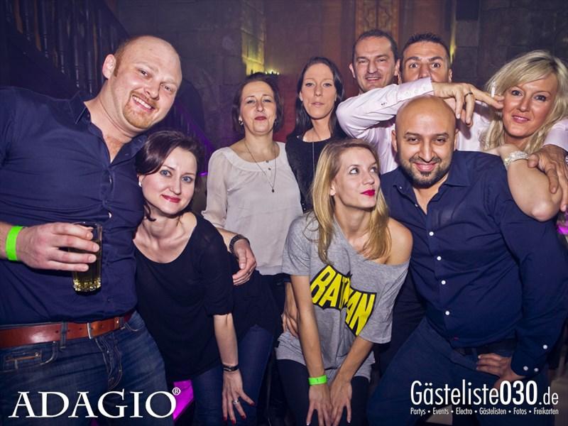 https://www.gaesteliste030.de/Partyfoto #27 ADAGIO Berlin vom 18.01.2014