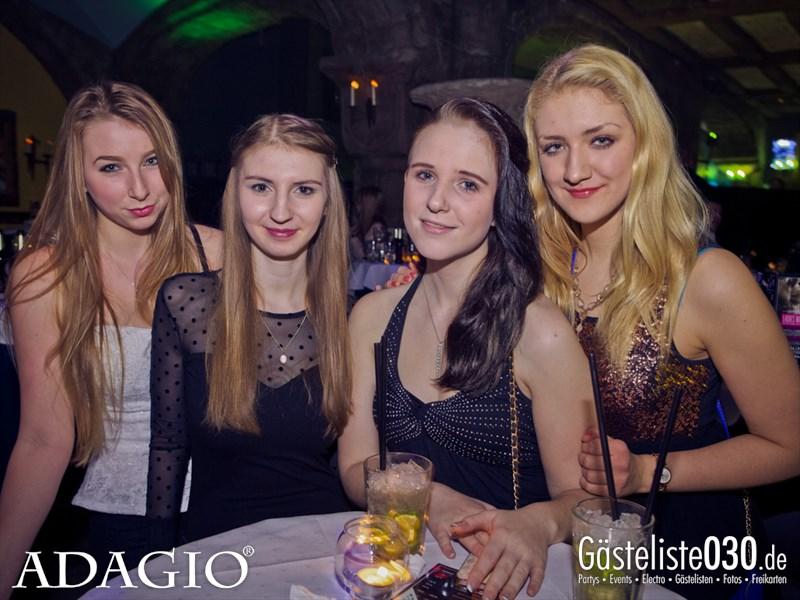 https://www.gaesteliste030.de/Partyfoto #3 ADAGIO Berlin vom 18.01.2014