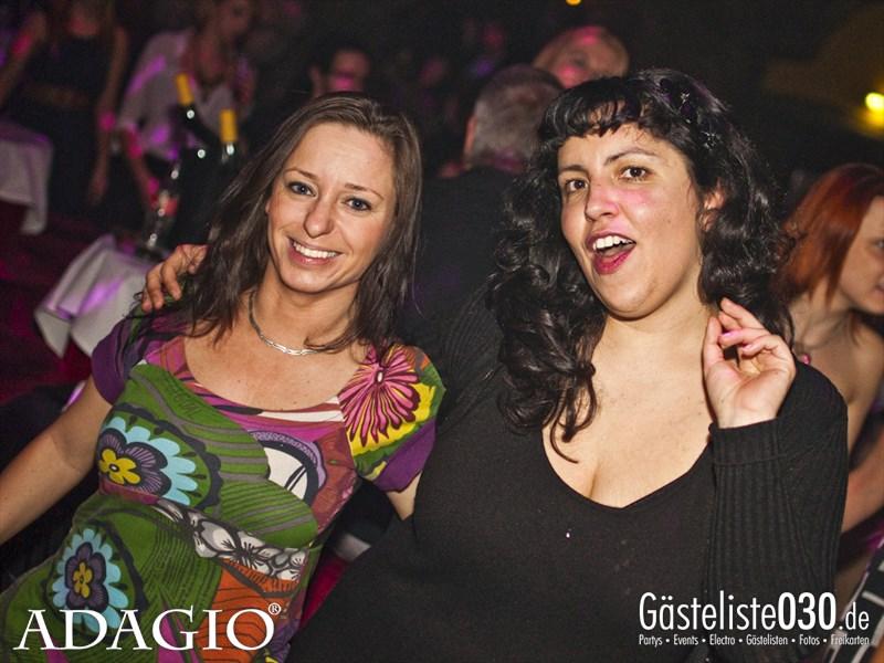 https://www.gaesteliste030.de/Partyfoto #126 ADAGIO Berlin vom 10.01.2014