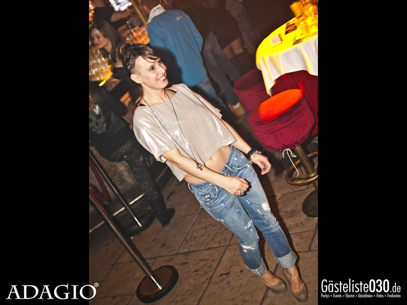 https://www.gaesteliste030.de/Partyfoto #68 ADAGIO Berlin vom 10.01.2014