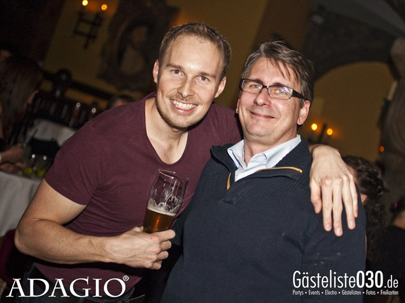 https://www.gaesteliste030.de/Partyfoto #100 ADAGIO Berlin vom 10.01.2014