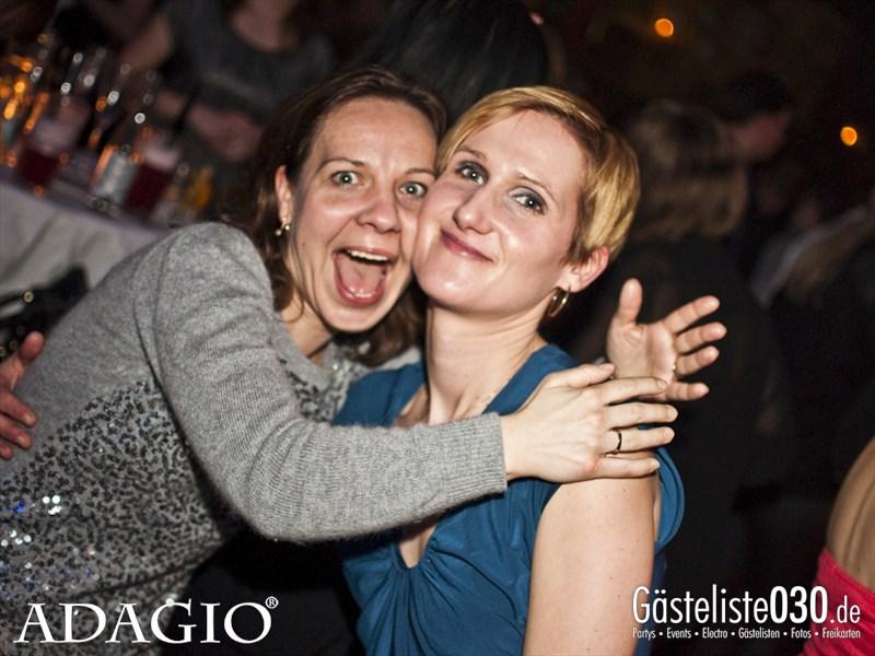 https://www.gaesteliste030.de/Partyfoto #116 ADAGIO Berlin vom 10.01.2014