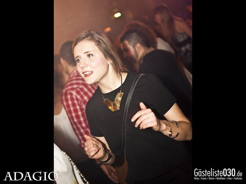 https://www.gaesteliste030.de/Partyfoto #87 ADAGIO Berlin vom 10.01.2014