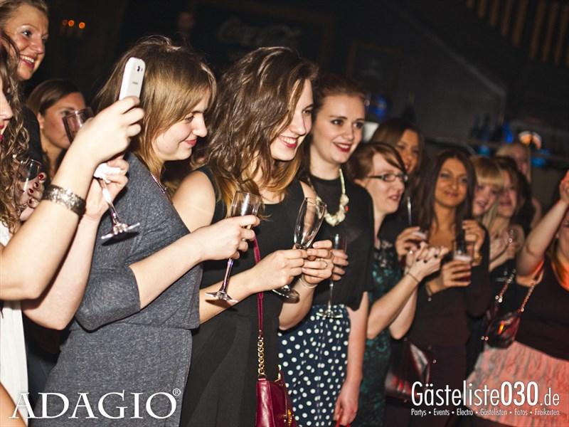 https://www.gaesteliste030.de/Partyfoto #3 ADAGIO Berlin vom 10.01.2014
