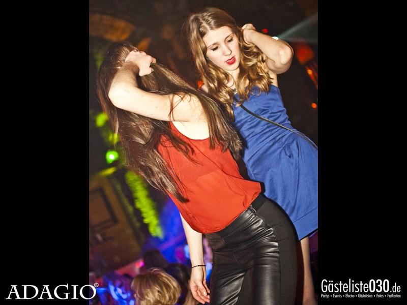 https://www.gaesteliste030.de/Partyfoto #30 ADAGIO Berlin vom 10.01.2014