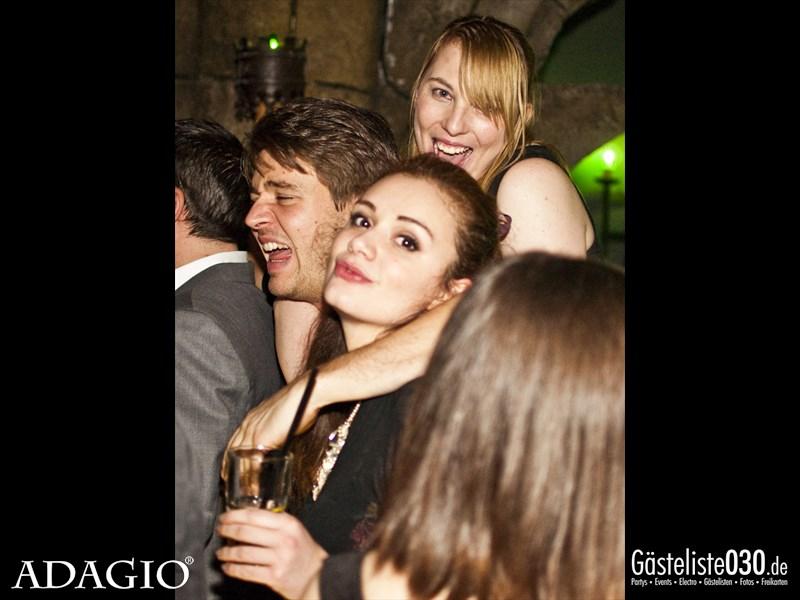 https://www.gaesteliste030.de/Partyfoto #150 ADAGIO Berlin vom 10.01.2014