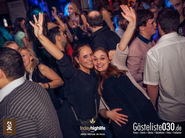 Partypics Felix 03.01.2014 Wilde Party präsentiert First Dance 2014