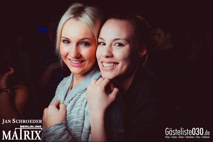 https://www.gaesteliste030.de/Partyfoto #22 Matrix Berlin vom 21.02.2014