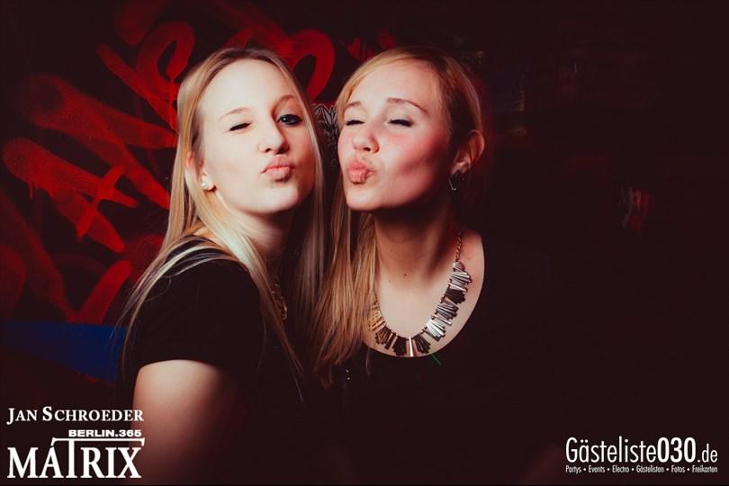 https://www.gaesteliste030.de/Partyfoto #101 Matrix Berlin vom 21.02.2014