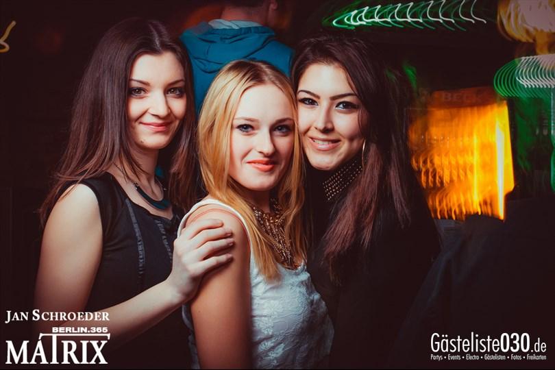 https://www.gaesteliste030.de/Partyfoto #12 Matrix Berlin vom 21.02.2014