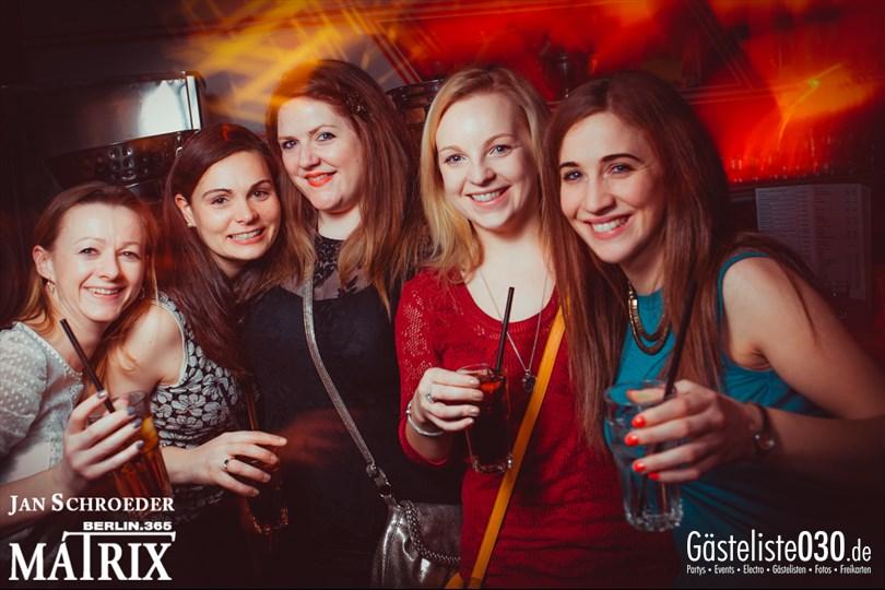 https://www.gaesteliste030.de/Partyfoto #73 Matrix Berlin vom 21.02.2014