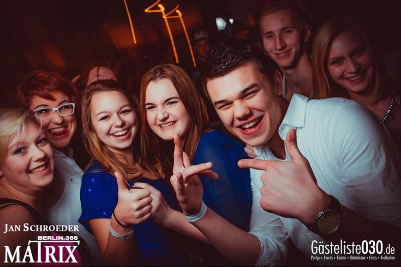https://www.gaesteliste030.de/Partyfoto #117 Matrix Berlin vom 20.02.2014
