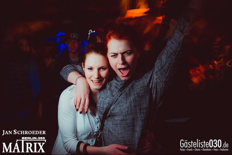https://www.gaesteliste030.de/Partyfoto #102 Matrix Berlin vom 20.02.2014
