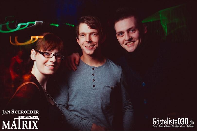 https://www.gaesteliste030.de/Partyfoto #143 Matrix Berlin vom 20.02.2014