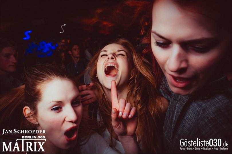 https://www.gaesteliste030.de/Partyfoto #67 Matrix Berlin vom 20.02.2014