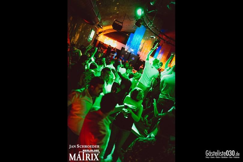 https://www.gaesteliste030.de/Partyfoto #109 Matrix Berlin vom 20.02.2014