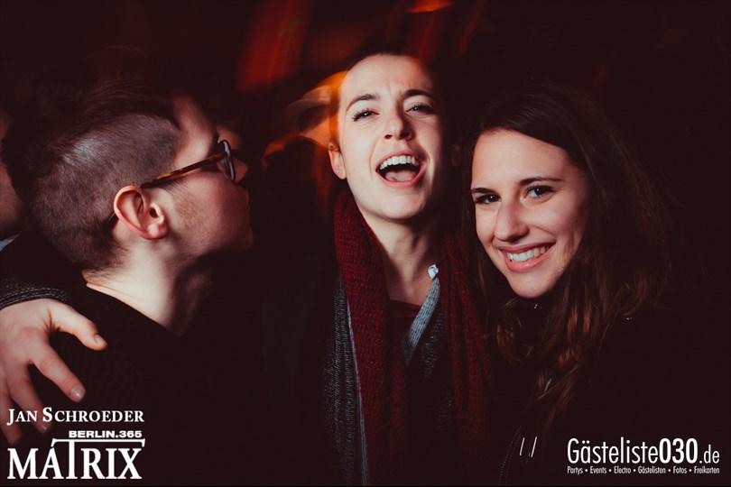 https://www.gaesteliste030.de/Partyfoto #82 Matrix Berlin vom 20.02.2014