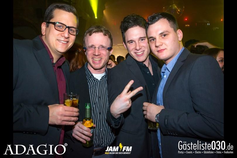 https://www.gaesteliste030.de/Partyfoto #19 ADAGIO Berlin vom 01.02.2014