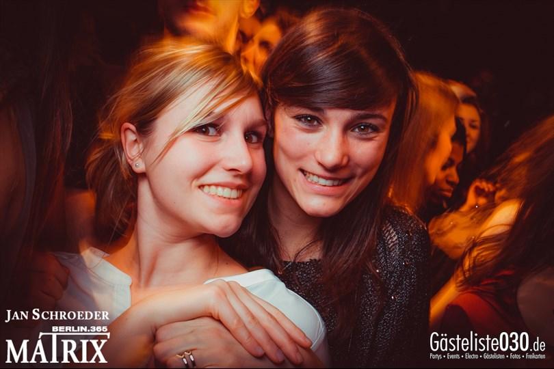 https://www.gaesteliste030.de/Partyfoto #74 Matrix Berlin vom 01.02.2014