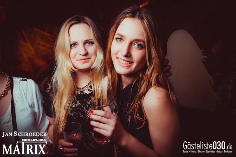 https://www.gaesteliste030.de/Partyfoto #109 Matrix Berlin vom 01.02.2014