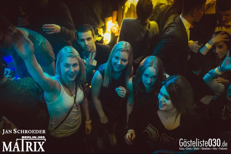 https://www.gaesteliste030.de/Partyfoto #31 Matrix Berlin vom 01.02.2014