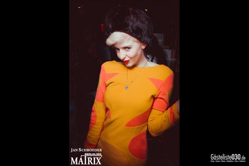 https://www.gaesteliste030.de/Partyfoto #33 Matrix Berlin vom 01.02.2014