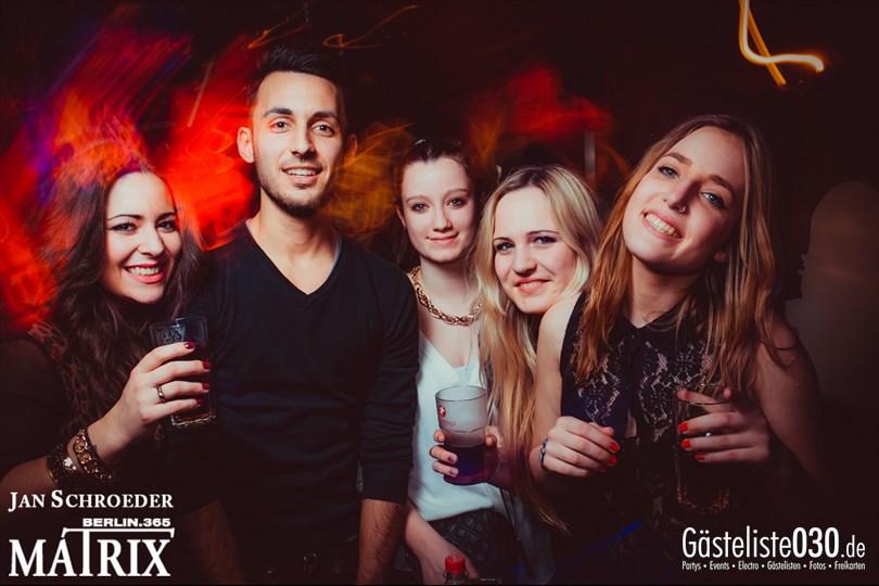 https://www.gaesteliste030.de/Partyfoto #73 Matrix Berlin vom 01.02.2014