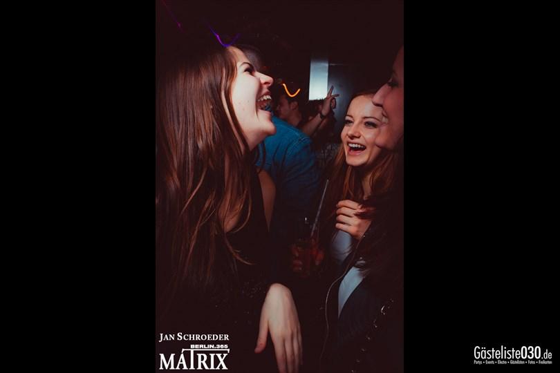 https://www.gaesteliste030.de/Partyfoto #50 Matrix Berlin vom 01.02.2014