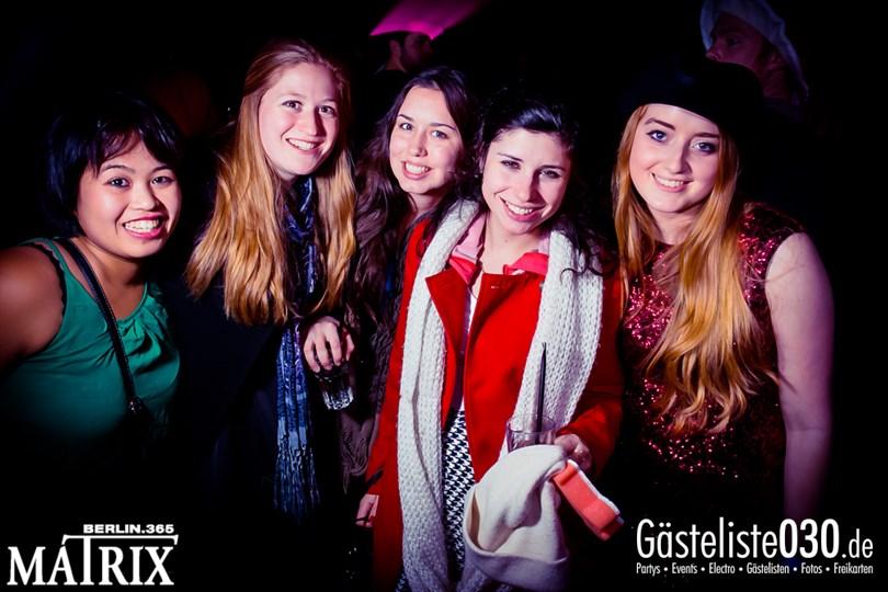 https://www.gaesteliste030.de/Partyfoto #39 Matrix Berlin vom 29.01.2014