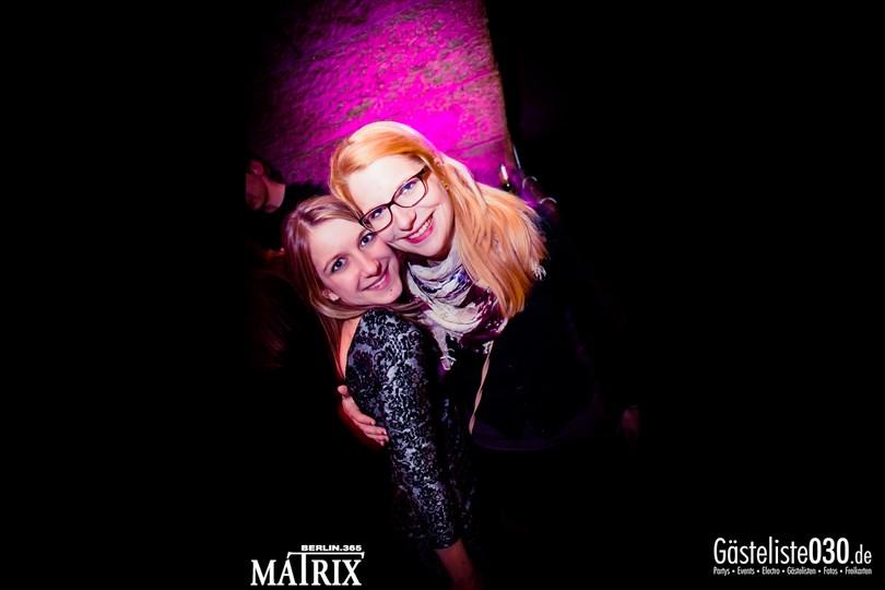 https://www.gaesteliste030.de/Partyfoto #86 Matrix Berlin vom 29.01.2014
