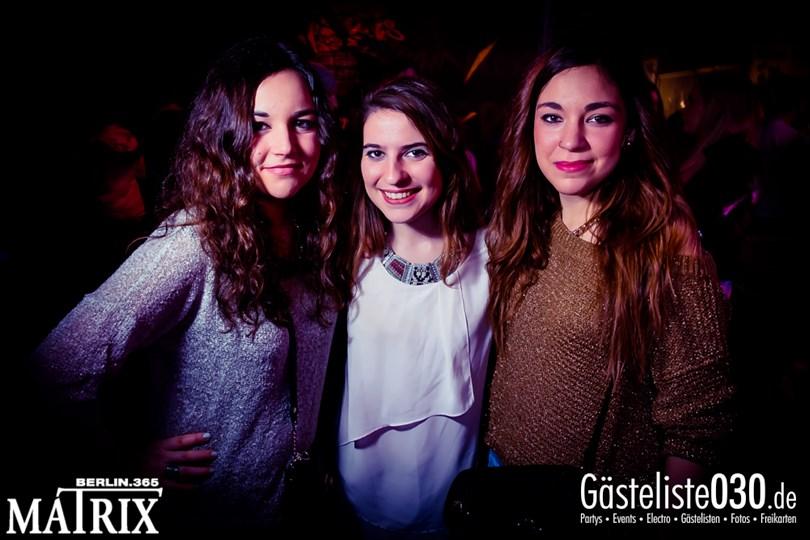 https://www.gaesteliste030.de/Partyfoto #109 Matrix Berlin vom 29.01.2014