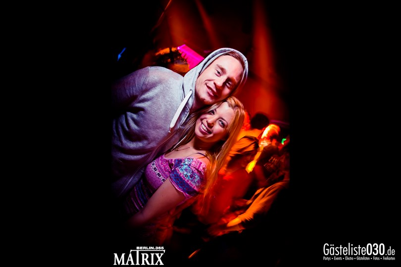 https://www.gaesteliste030.de/Partyfoto #16 Matrix Berlin vom 29.01.2014