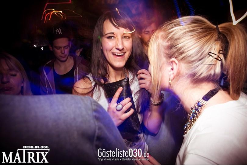 https://www.gaesteliste030.de/Partyfoto #88 Matrix Berlin vom 19.03.2014