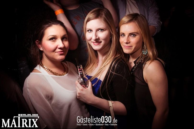 https://www.gaesteliste030.de/Partyfoto #22 Matrix Berlin vom 19.03.2014