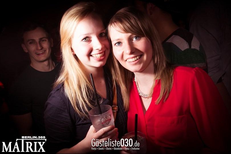 https://www.gaesteliste030.de/Partyfoto #114 Matrix Berlin vom 19.03.2014