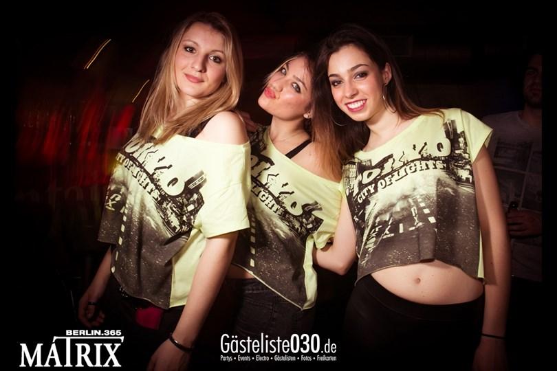 https://www.gaesteliste030.de/Partyfoto #36 Matrix Berlin vom 19.03.2014