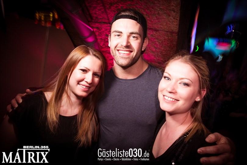 https://www.gaesteliste030.de/Partyfoto #124 Matrix Berlin vom 19.03.2014