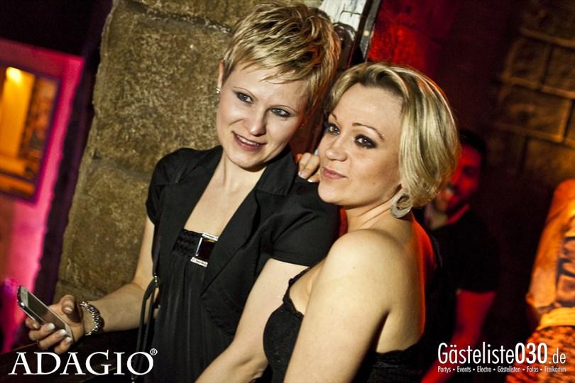 https://www.gaesteliste030.de/Partyfoto #56 ADAGIO Berlin vom 01.03.2014