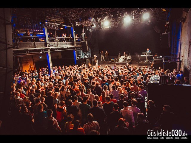 Partypics Kesselhaus @ Kulturbrauerei 28.02.2014 Right Now – Disco Live!