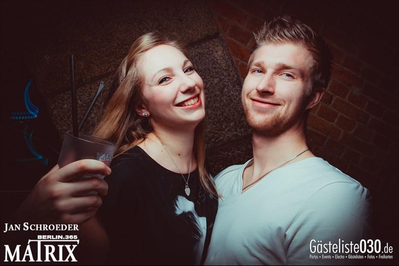 https://www.gaesteliste030.de/Partyfoto #31 Matrix Berlin vom 01.03.2014