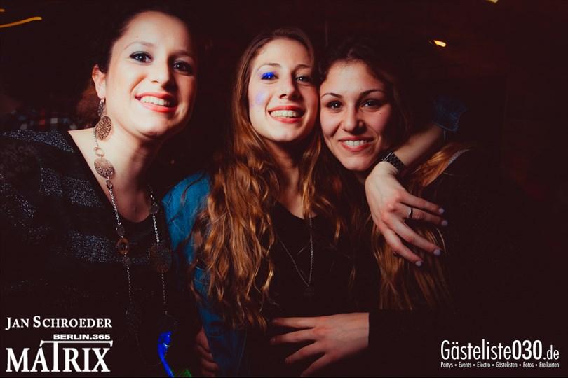 https://www.gaesteliste030.de/Partyfoto #50 Matrix Berlin vom 01.03.2014